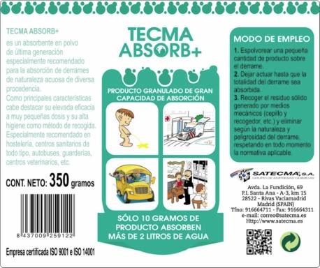 TECMA ABSORB+