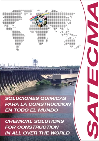 SOLUCIONES QUIMICAS PARA LA CONSTRUCCION EN TODO EL MUNDO - CHEMICAL SOLUTIONS FOR CONSTRUCTION IN ALL OVER THE WORLD