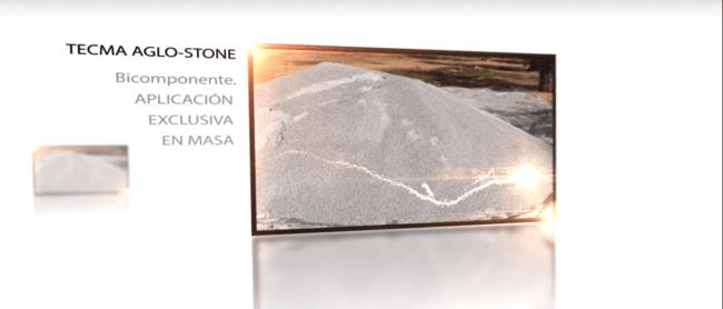 tecma aglo-stone video