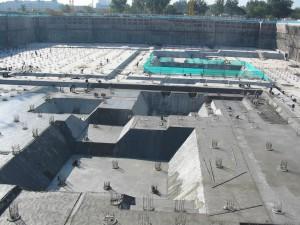 TECMADRY_02_Impermeabilizacion con TECMADRY del Huamao Centre de Beijing (China)(90.000 m2)