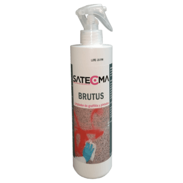 Anti-grafitis limpiador grafiti