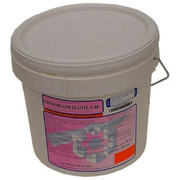 impermeabilizante elástico de cubiertas