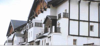 casa pintada con tecma paint fachadas