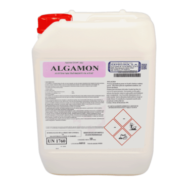 Algamon tratamiento de aguas anti algas