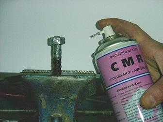 aplicación CMR