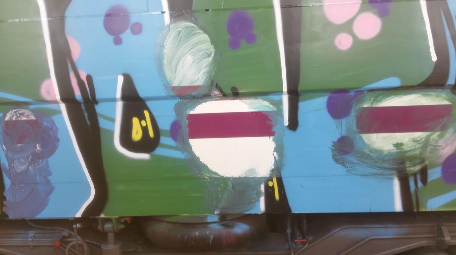 eliminación graffiti