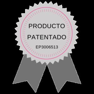 sello producto patentado