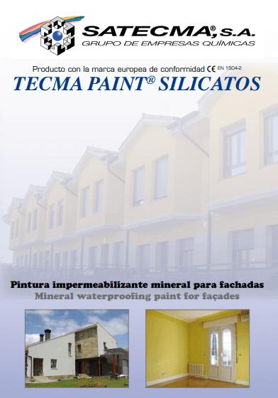 Tecma Paint silicatos