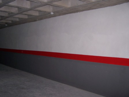 tecma paint silicatos garaje