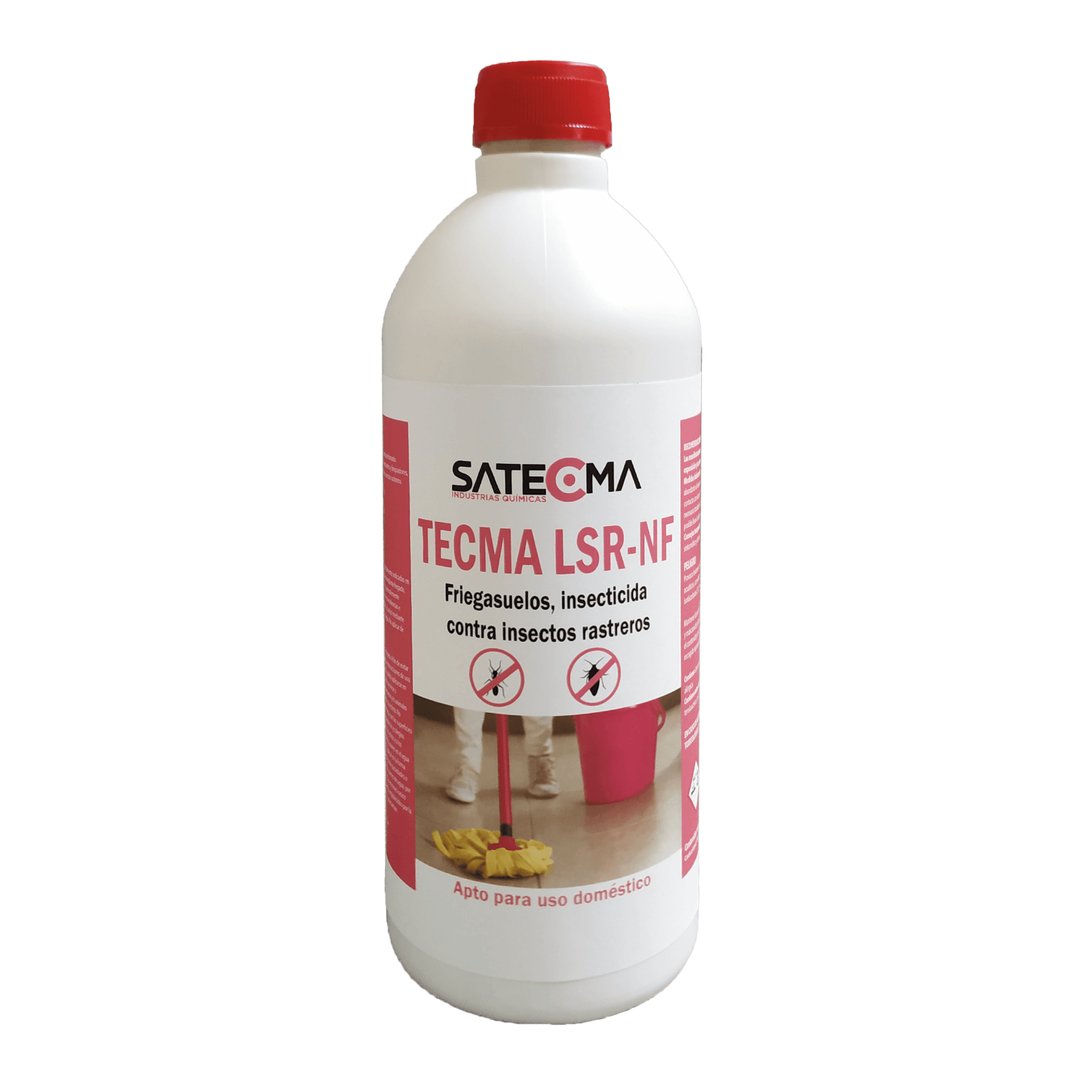 1337 TECMA-LSR-NF botella pequeña