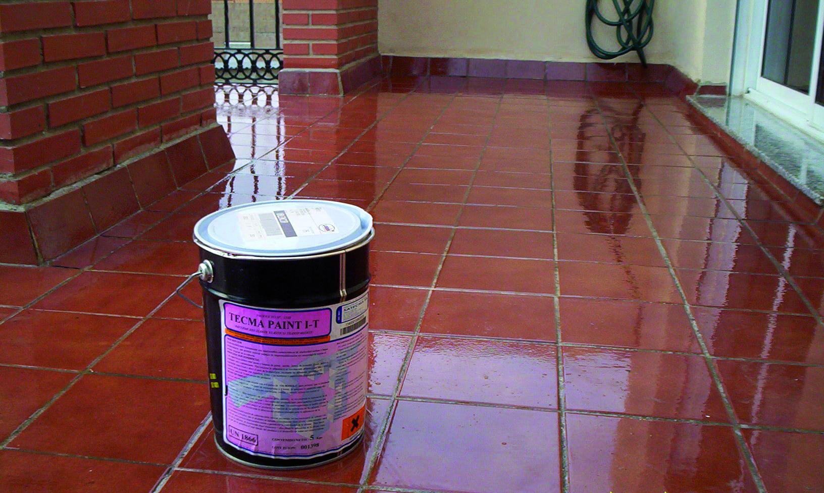 aplicación tecma paint it