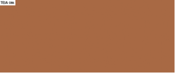 color pintura teja 086