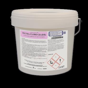cloro granulado rápido