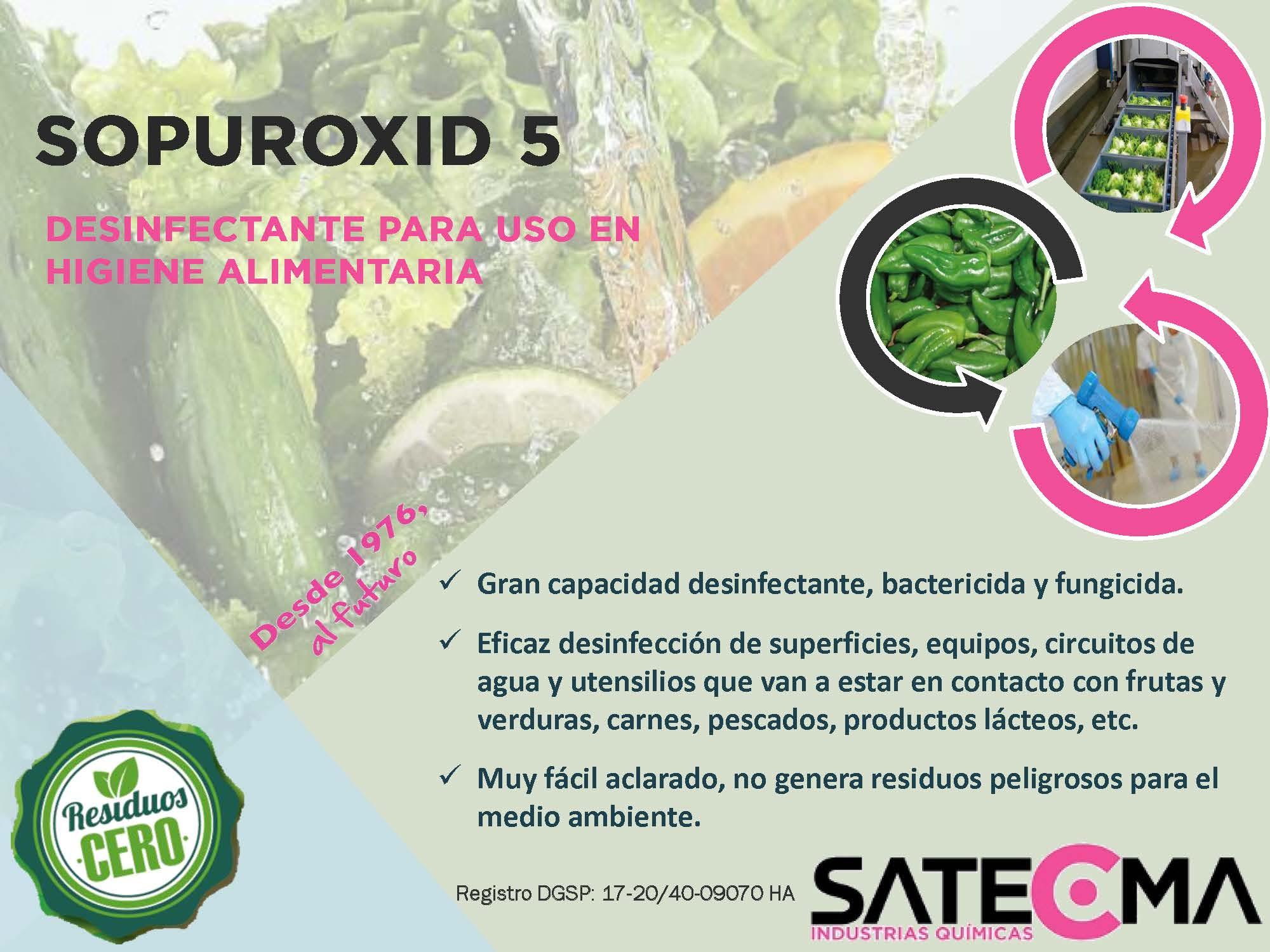 etiqueta sopuroxid 5