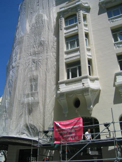 tecmalite palace fachada