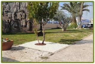 pavimento jardin