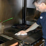 cocina limpieza productos desengrasante
