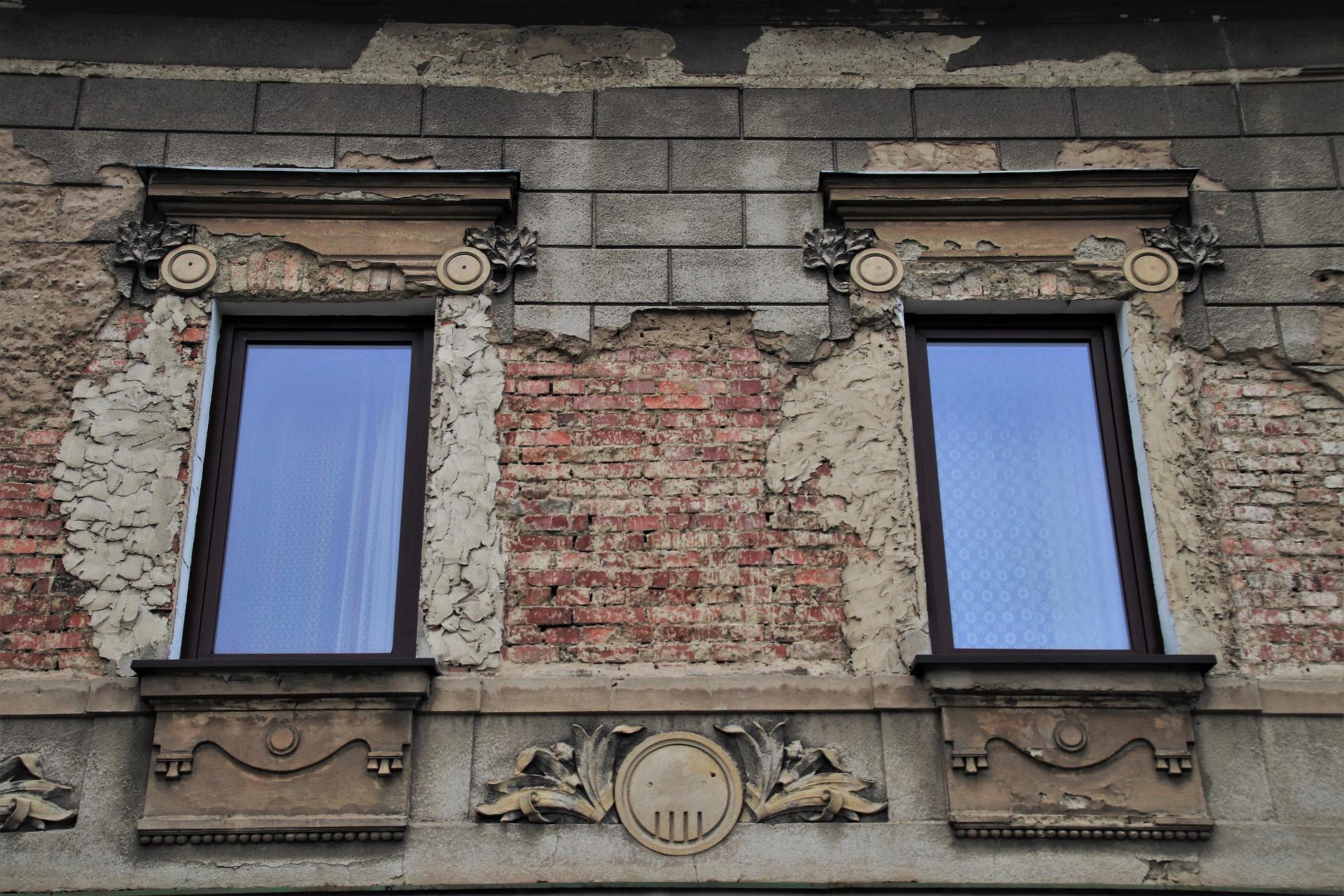 saneamiento fachada