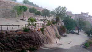 lluvias Madrid Agosto 2019