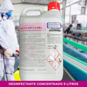 desinfectante concentrado