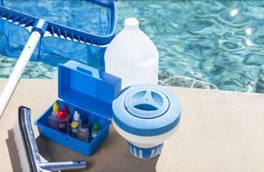 Mantenimiento y limpieza piscina