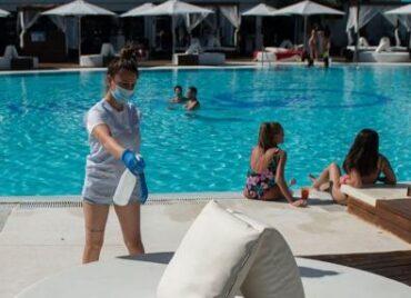 limpieza y desinfección piscinas