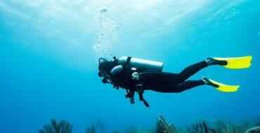submarinismo limpieza y desinfección