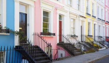 casas colores calle